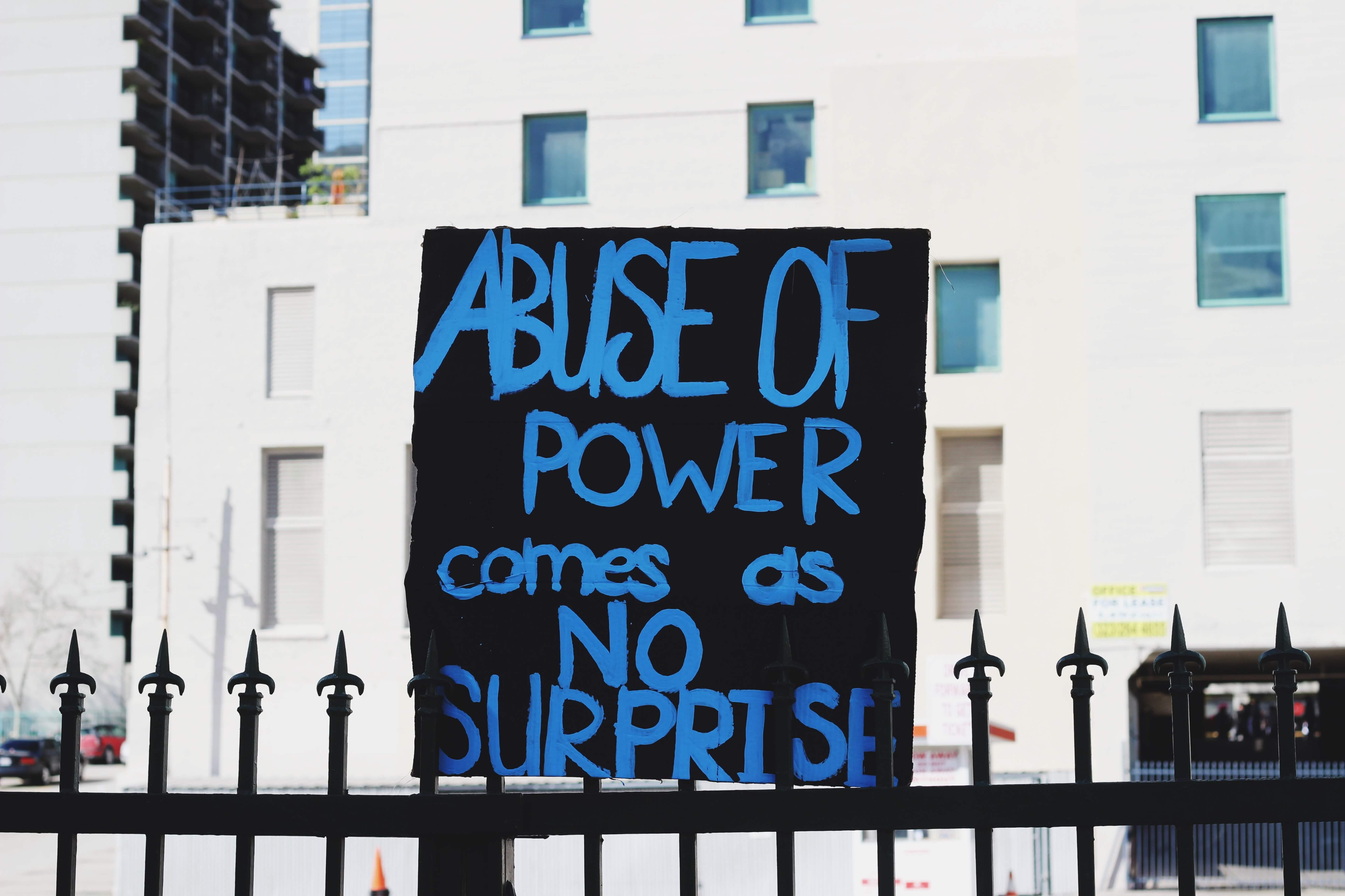 AbuseOfPower